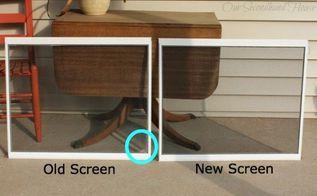 replace window screens a tutorial, diy, how to, window treatments, windows