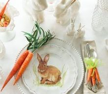 diy easter d cor napkin rings, crafts, easter decorations, home decor, how to, seasonal holiday decor