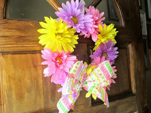 5 spring wreath, crafts, seasonal holiday decor, wreaths