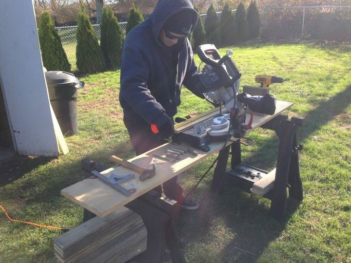 how to build a reclaimed wood pallet desk top, diy, how to, pallet, rustic furniture, woodworking projects