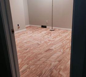 Superb Diy Plywood Plank Floors, Diy, Flooring, Woodworking Projects