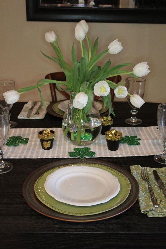 st patty s day pots of gold, crafts, decoupage, seasonal holiday decor