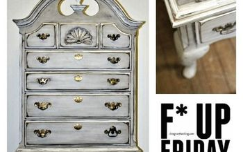 furniture upcycle with velvet finishes furniture paint, how to, painted furniture