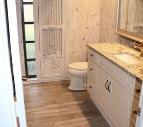 bathroom remodel barn door hardware bathroom ideas diy doors home improvement & Bathroom Remodel - Barn Door Hardware | Hometalk