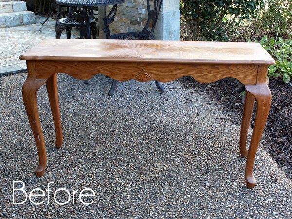 Wonderful Patterned Sofa Table Hometalk Vu94