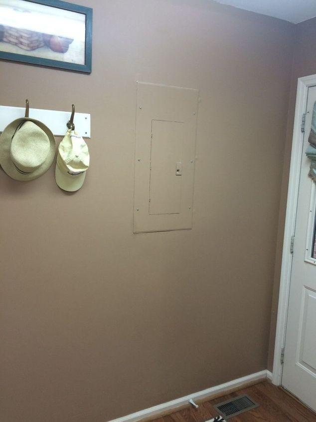 Repurposed Kitchen Cabinet Door Covers | HometalkHometalk