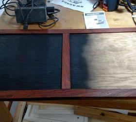 repurposed kitchen cabinet door covers ugly fuse box hometalk rh hometalk com