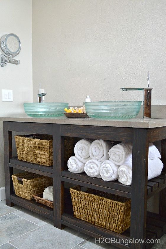 11 low cost ways to replace or redo a hideous bathroom - Cheap bathroom vanities under 100 ...