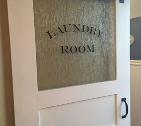 Delicieux The Finishing Touch A Sliding Barn Door For The Laundry Room, Diy, Doors,