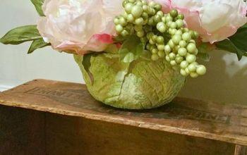 Cabbage Centerpiece