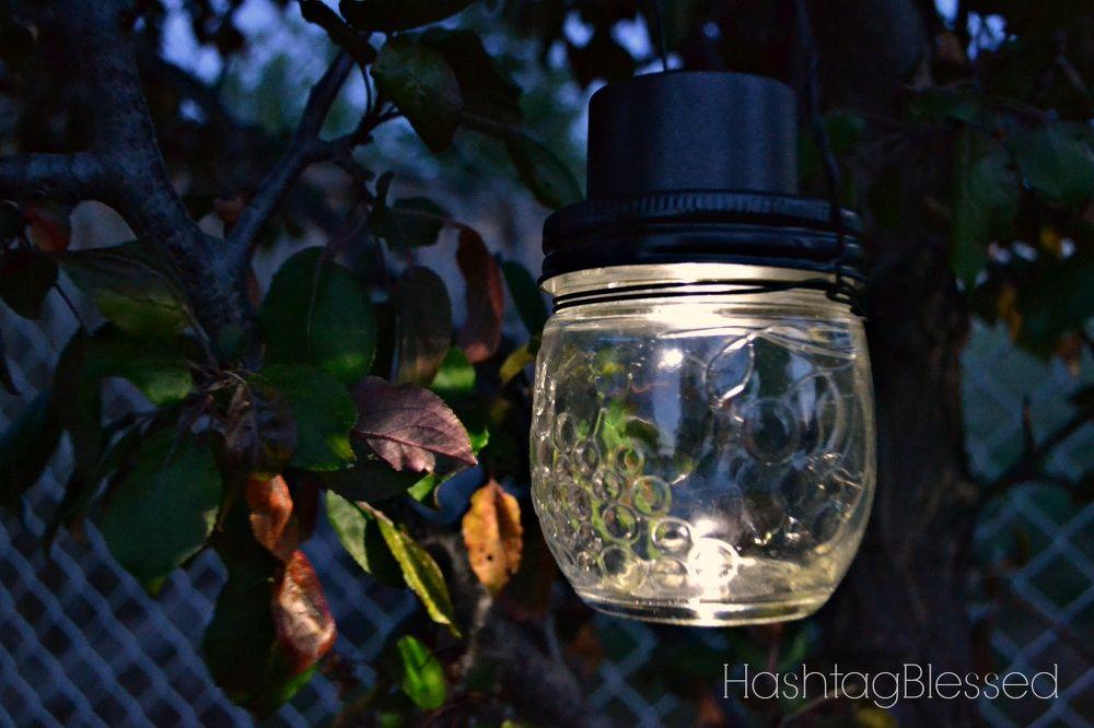 Outdoor Light Post Planter