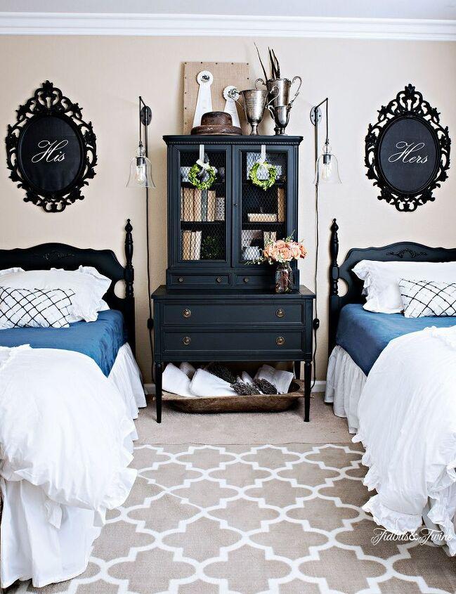 A Craigslist Furniture Bedroom Makeover   Hometalk