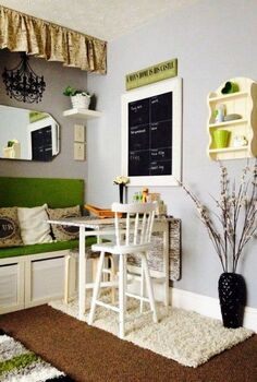 room makeover living with a splash of green showyourgreen, home decor