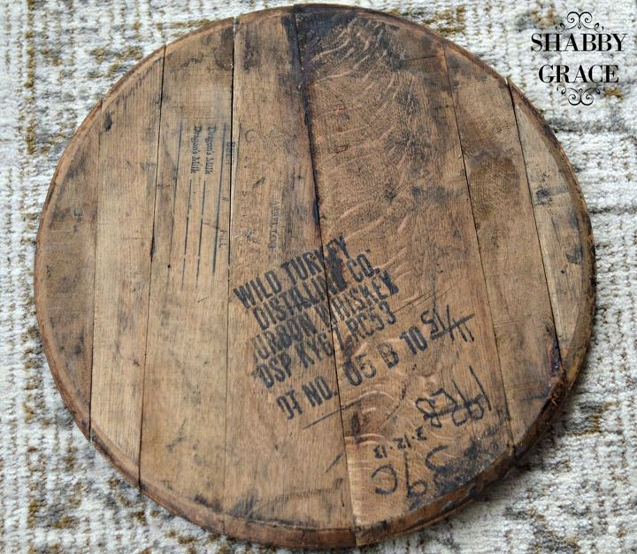 whiskey barrel plant stand, diy, repurposing upcycling, woodworking projects