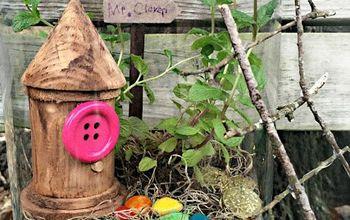 Create a Magical Leprechaun Garden Terrarium