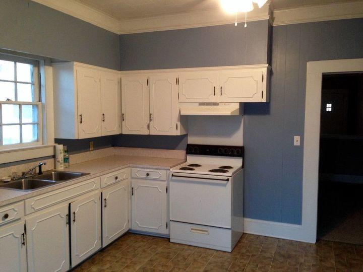 q color decision, kitchen design, paint colors