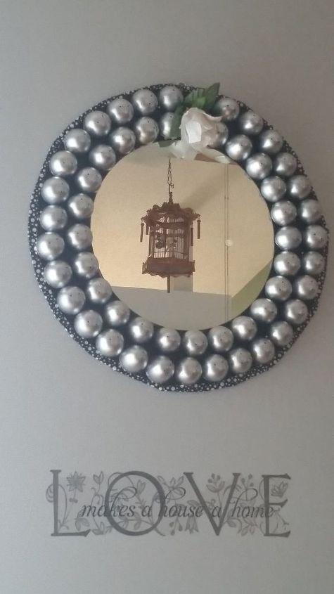 Easter Egg Mirror Hometalk