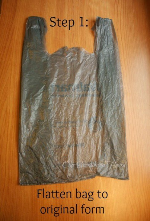 Fantastic How to Store Plastic Grocery Bags | Hometalk NO53
