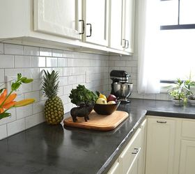 Replace Countertops With Smooth Concrete