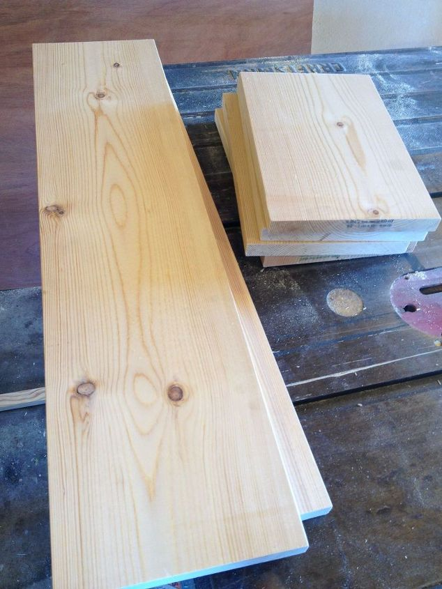 the turning point diy corner shelves, diy, home office, shelving ideas, woodworking projects