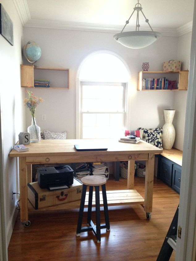 The Turning Point--DIY Corner Shelves | Hometalk