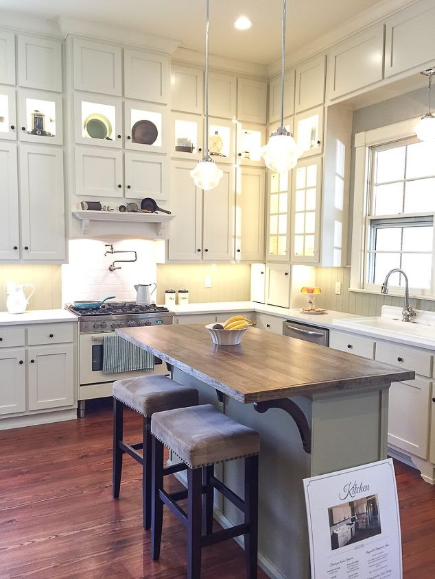 before after renovating a 100 year old southern charm fixer