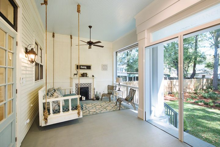 Before & After: Renovating A 100+ Year Old Southern Charm