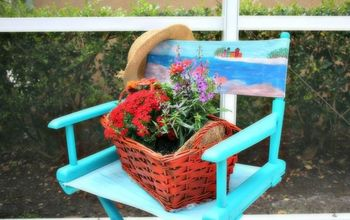 In Search of the Perfect Florida Chair and Planter