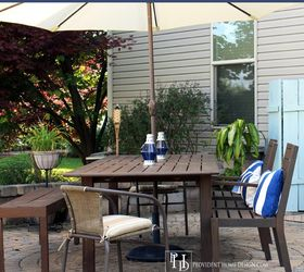 Patio Makeover On A Budget, Outdoor Furniture, Outdoor Living, Patio,  Repurposing Upcycling