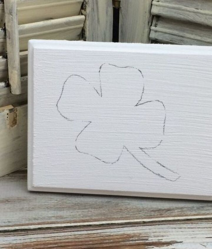 saint patrick s day signs on drawer fronts, crafts, seasonal holiday decor