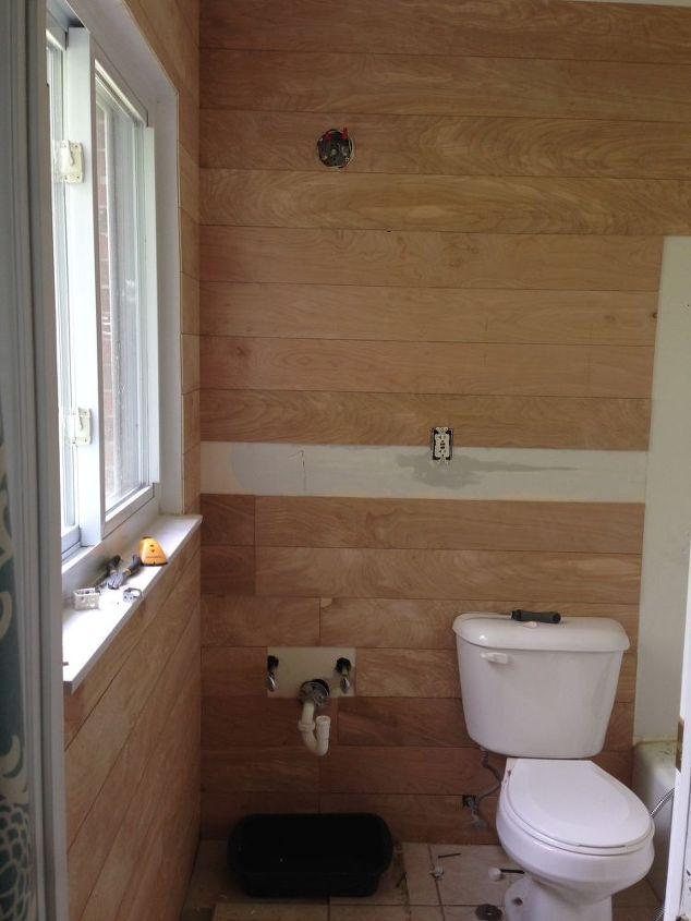 Tiny Home Bathroom Design: Small Master Bathroom Budget Makeover