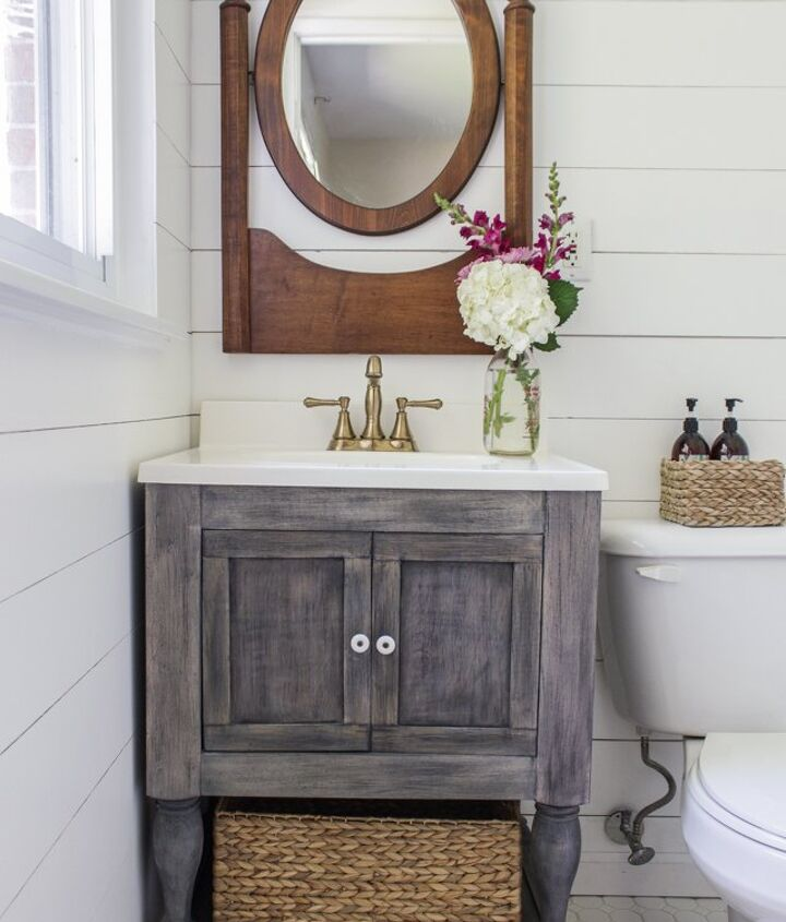 small master bathroom budget makeover, bathroom ideas, diy, home improvement