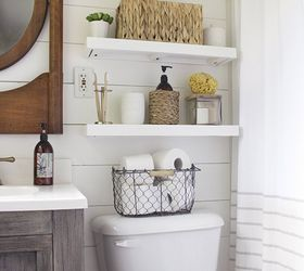 Perfect Small Master Bathroom Budget Makeover, Bathroom Ideas, Diy, Home Improvement