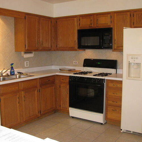 medium oak kitchen cabinets. 25 Year Old Medium Oak Cabinets. Kitchen Cabinets K