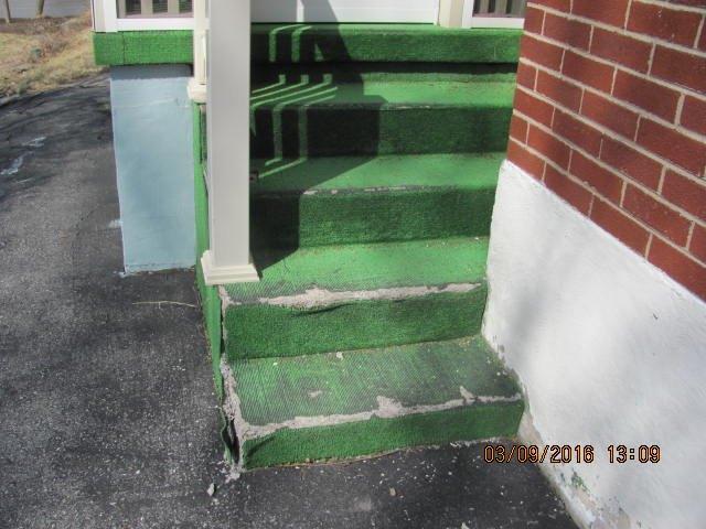 Concrete Steps Breaking Down Hometalk, How To Glue Outdoor Carpet Concrete Steps