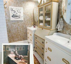 Maxed Out Bathroom Storage Bathroom Remodel, Bathroom Ideas, Diy, Home  Improvement, Storage