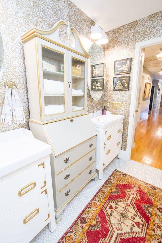 maxed out bathroom storage bathroom remodel, bathroom ideas, diy, home improvement, storage ideas