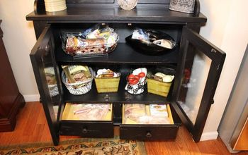 How To Solve Your Kitchen Pantry Storage Problem