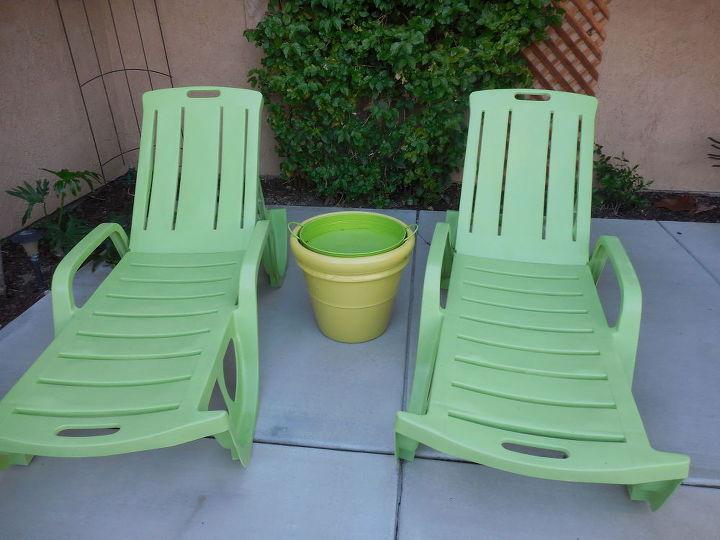 Trash to Treasure Lounge Chairs   Hometalk
