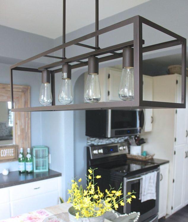 Farmhouse Kitchen Reno For CHEAP