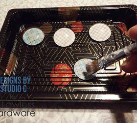 Custom Make Your Own Cabinet Knobs, Crafts, Decoupage, Kitchen Cabinets,  Kitchen Design