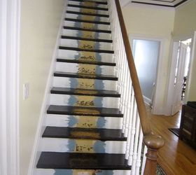 How To Create A Custom Stairway Runner Look For Less, Home Maintenance  Repairs, How