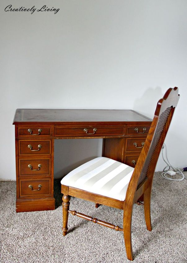 holly s office makeover, crafts, home decor, home office, painted furniture