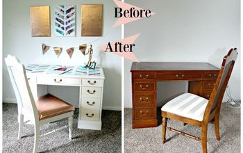 Holly's Office Makeover