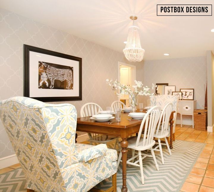 Dining Room On A Budget: Farmhouse Style Dining Room On A Budget