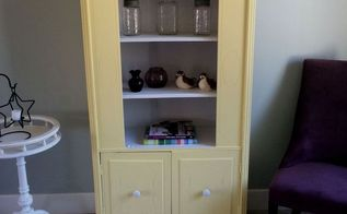 ready for spring, painted furniture, shabby chic