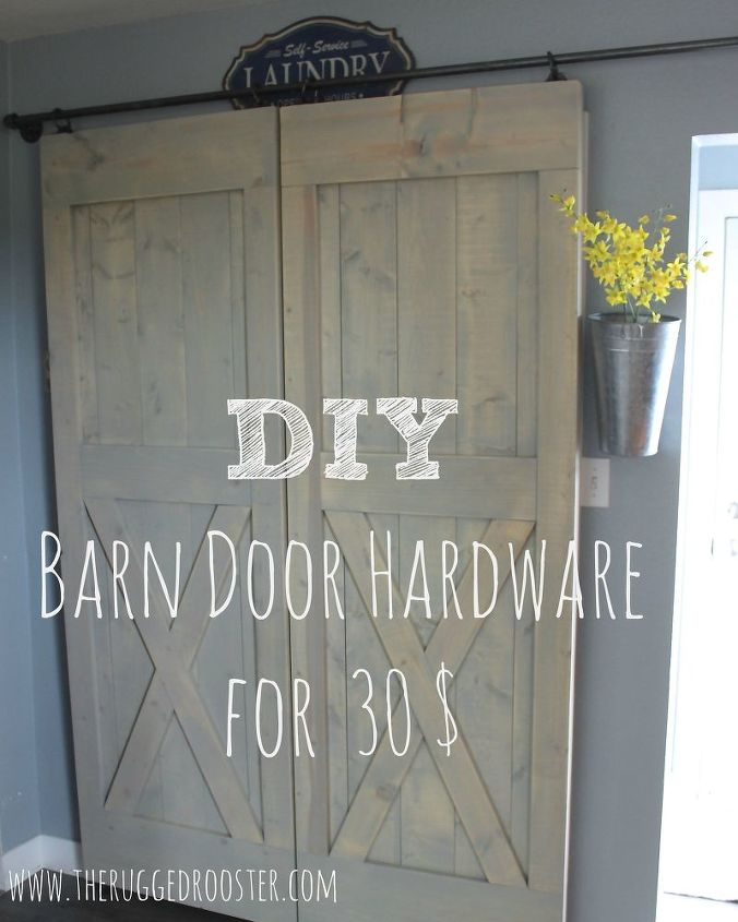 for total door hardware sliding diy barn barns cost the