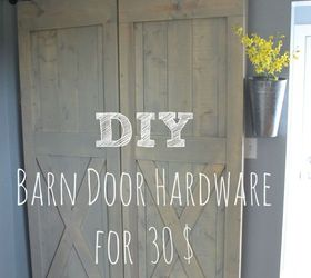 Beau 30 Easy Sliding Barn Door Hardware, Diy, Doors, Kitchen Design, Rustic  Furniture