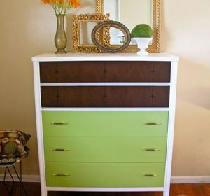 s 21 enchanting ideas for people who love green, home decor, paint colors, painted furniture