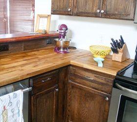 Butcher Block Countertops My Experience, Countertops, Kitchen Design ...